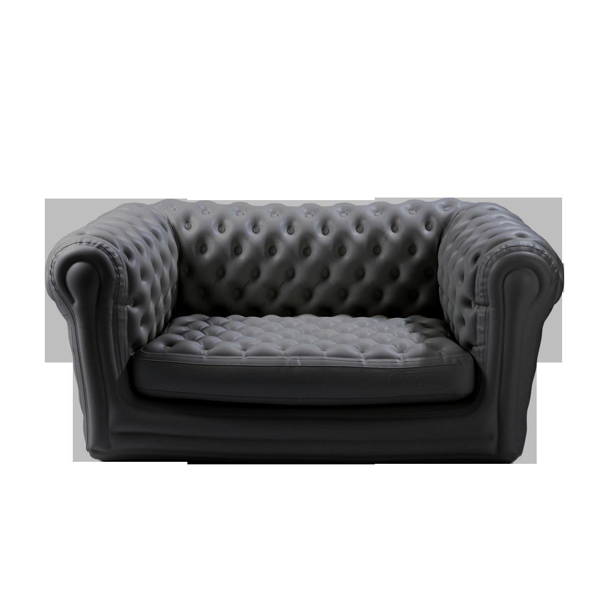 Big blo 2 hinchable gris comprar online for Muebles hinchables